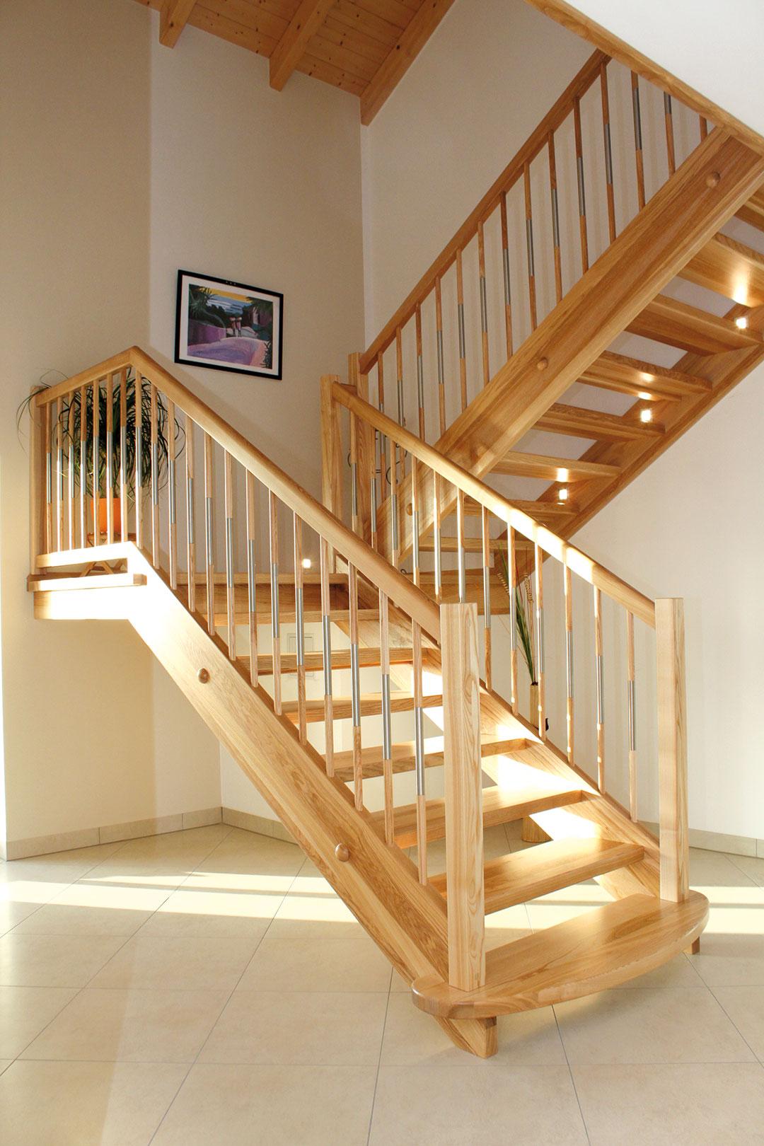 wangentreppe 3 gell franz treppen gel nderbau. Black Bedroom Furniture Sets. Home Design Ideas